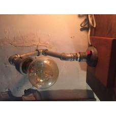 โคมไฟ DIY สไตล์ LOFT